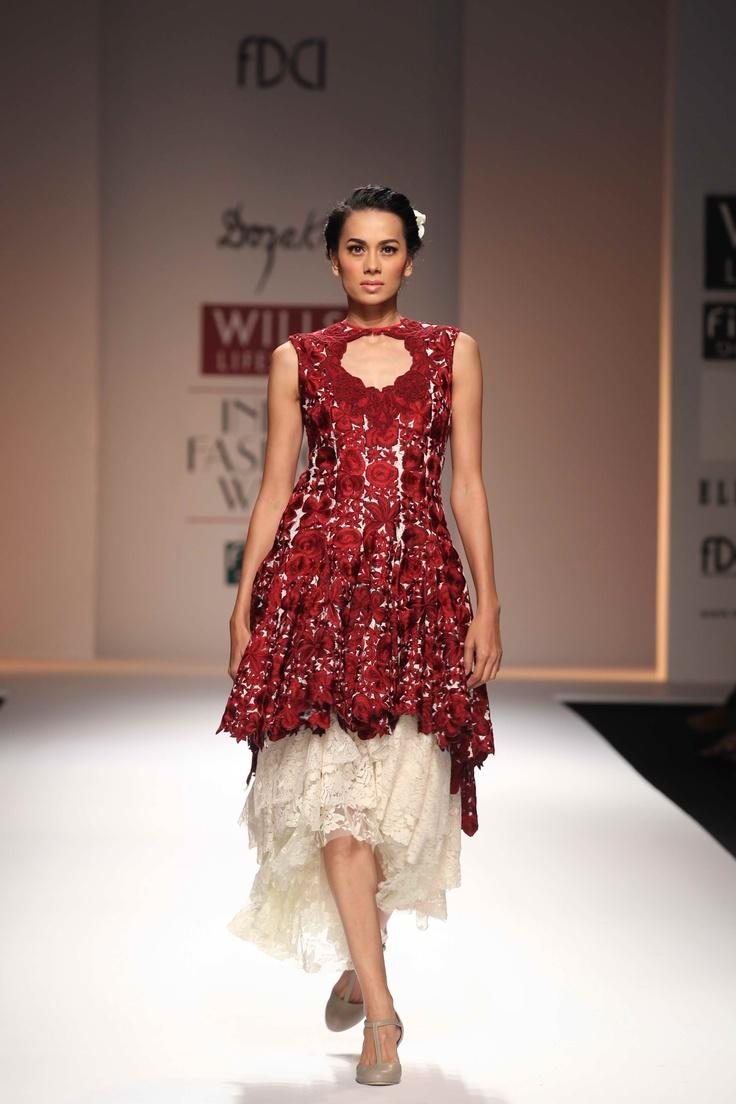 Dozakh by Kartikeya & Isha at #WIFW SS'13