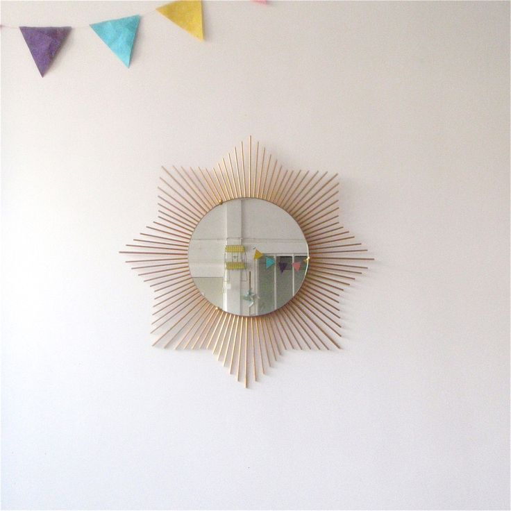 7 best miroir soleil images on pinterest mirrors sun mirror and rattan. Black Bedroom Furniture Sets. Home Design Ideas