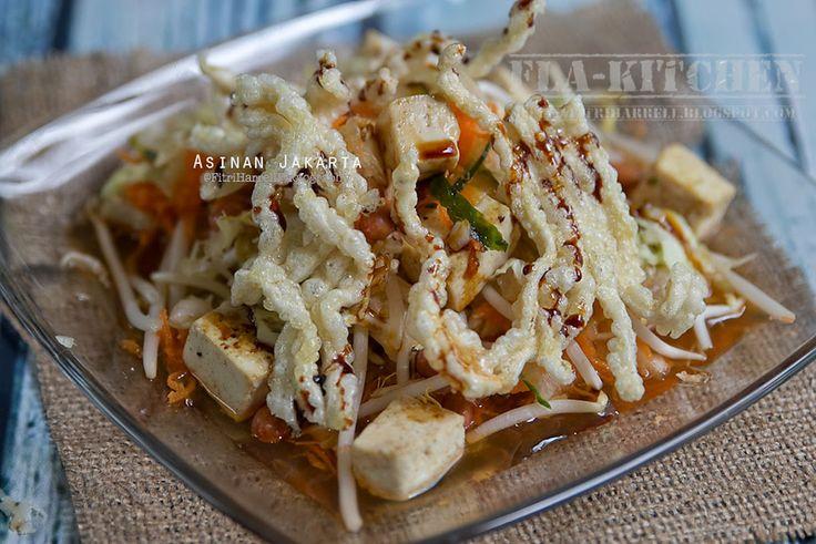 fla-kitchen: Asinan Jakarta -Jakarta,Indonesian Fresh Salad-