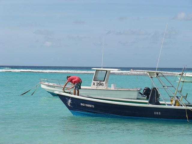 Bad habits - Barbados by SBarbeiro, via Flickr