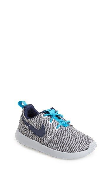 on sale 98d9f f948f Free shipping and returns on Nike  Roshe Run  Sneaker (Walker, Toddler    Little Kid) at Nordstrom.com. A sporty play-ready sneaker features a  flexible, ...
