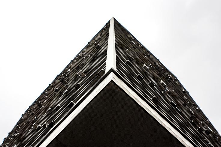 Triangle Building - Sao Paulo, Brazil