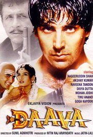 Daava 1997 Full Movie Part 1. Underworld thugs kill one of three brothers, in order to create a rift between the remaining two. Typical Hindi flick, with lots of songs, action, drama, and some comedy.