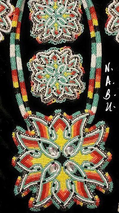 N.a.b.u beadwork