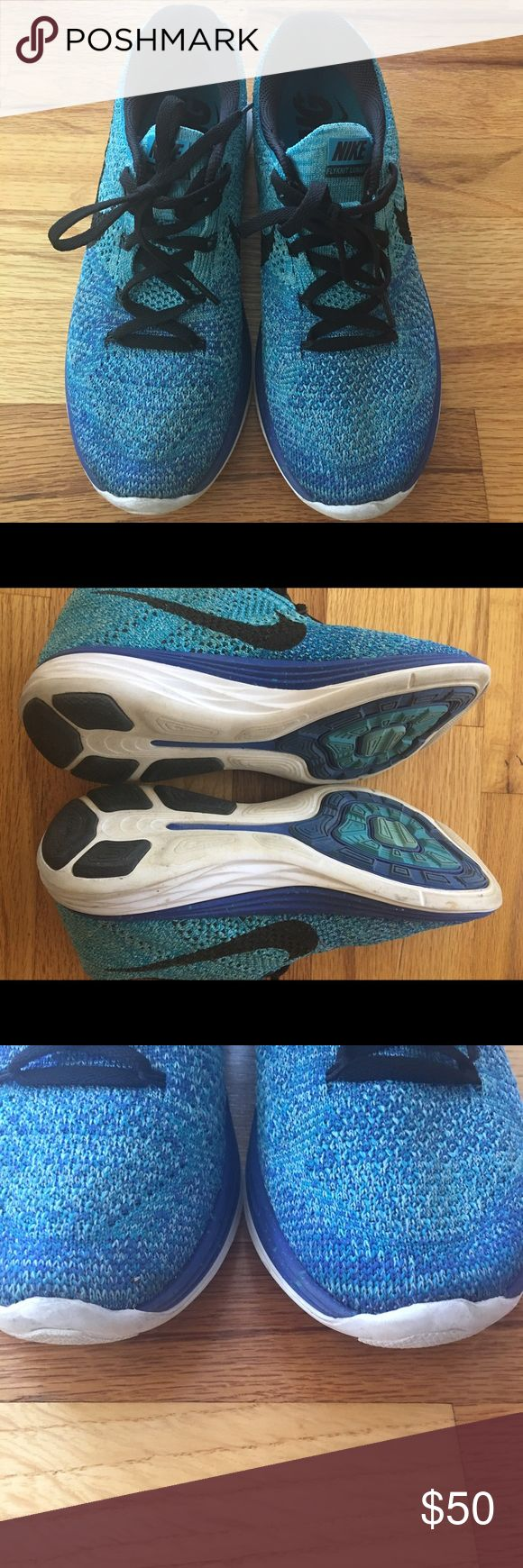 Nike Lunar 3 Running Shoes Very good preowned condition as photos Nike Shoes Athletic Shoes