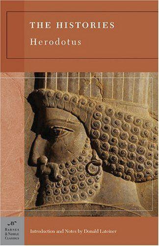 """herodotus histories book   Rent """"The Histories (Barnes & Noble Classics Series) (B&N Classics ..."""