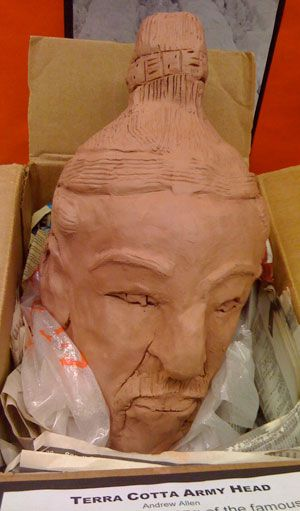 17 Best Images About School Projects On Pinterest Emperor Mystery Of History And Terracotta