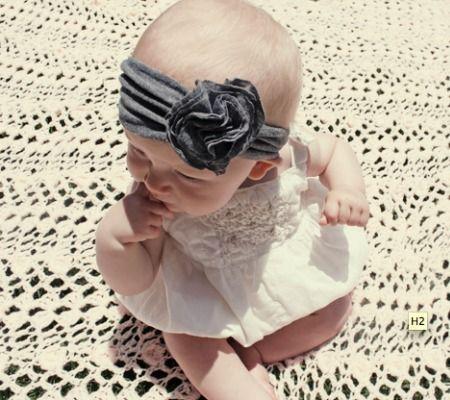 10 DIY Baby Headbands | Disney Baby