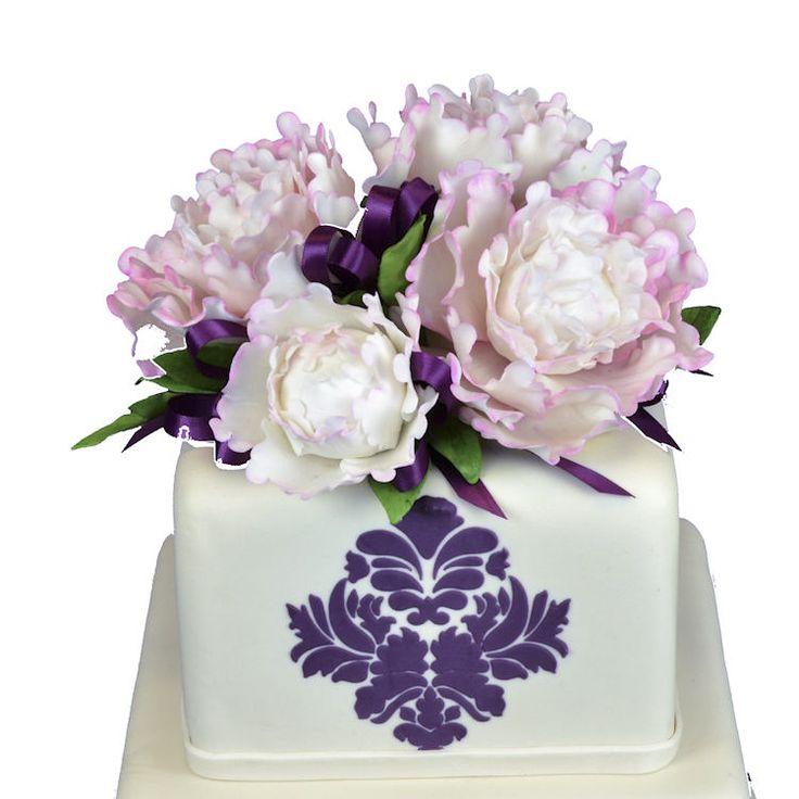 Tuxedo Molds For Fondant Wedding Cakes