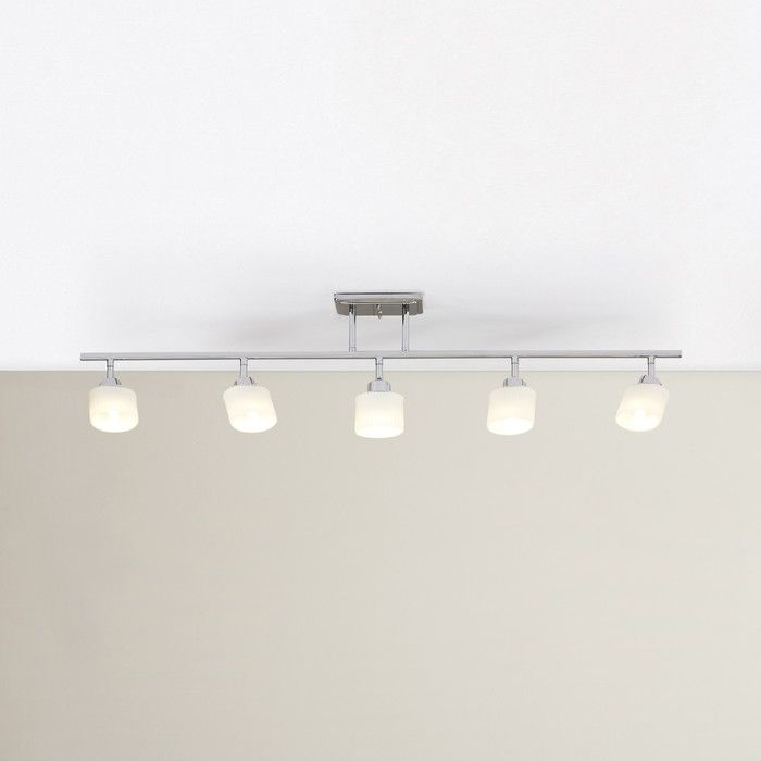 The 25 best modern track lighting kits ideas on pinterest track moody 5 light track lighting kit mozeypictures Images