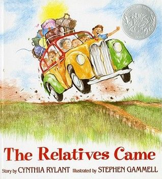 The Relatives Came- list of books to compare and contrast