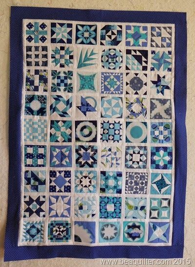 Women of the bible quilt is done!