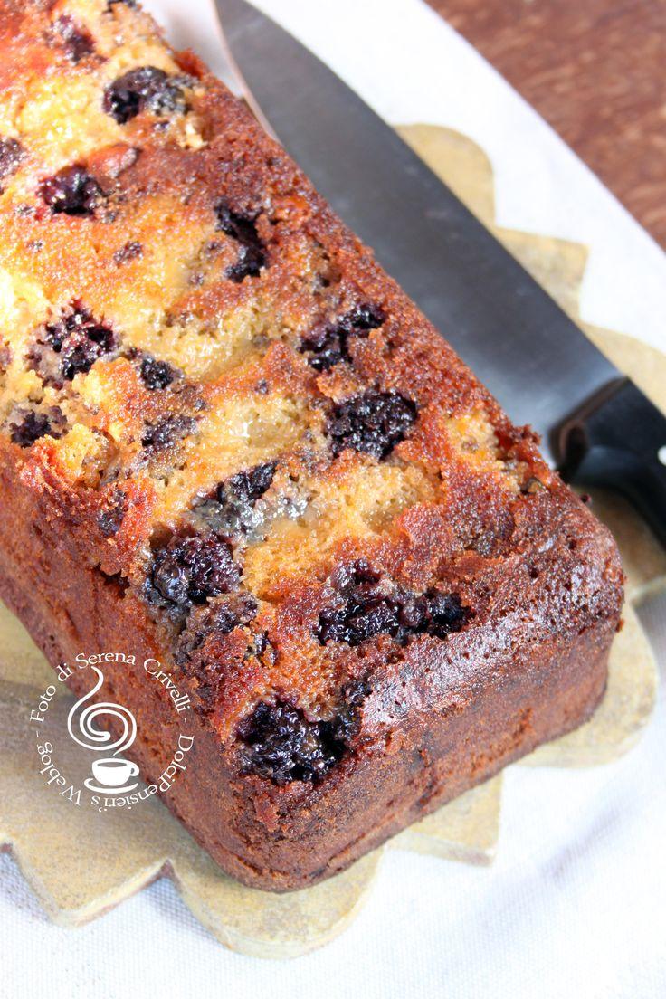 http://dolcipensieri.wordpress.com/2013/10/01/plum-cake-al-cioccolato-bianco-e-lamponi-di-dolcipensieri/