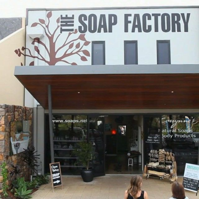 """43 Likes, 14 Comments - Corrynnes Natural Soaps (@corrynnesnaturalsoap) on Instagram: """"Soap Factory in Dunsborough #dunsboroughshopping #dunsborough #naturalsoaps #local_southwest…"""""""
