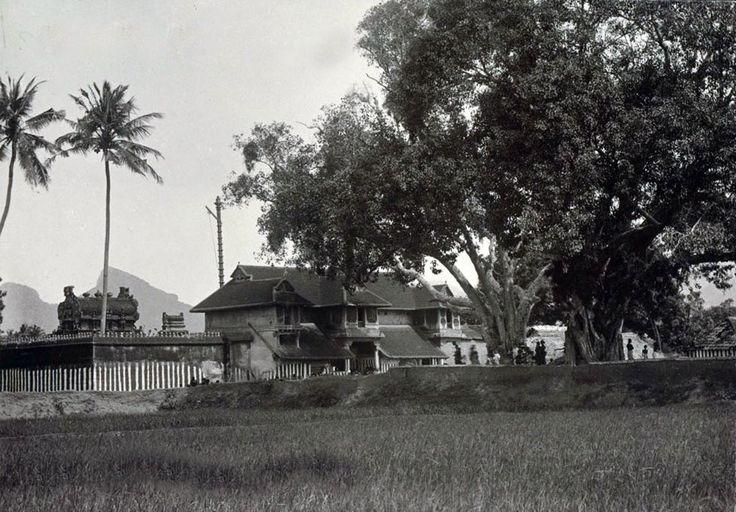 The Nagaraja Temple at Nagercoil..