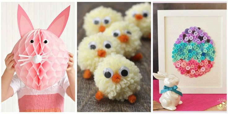 Celebrate the holiday with these creative projects for little ones.