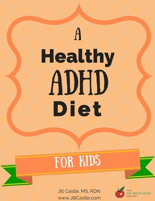 A healthy ADHD diet for kids can improve nutrition, health, focus, and behavior. Find out what a healthy ADHD diet looks like!