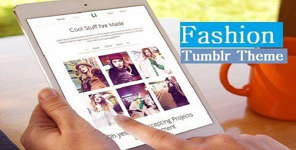 #Fashion mari | #Tumblr Theme