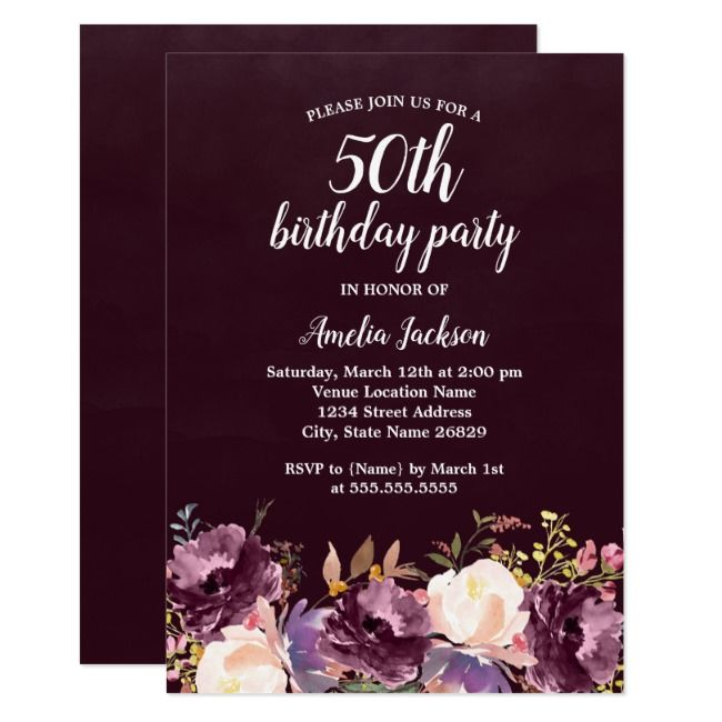 Create Your Own Invitation Zazzle Com 60th Birthday Party