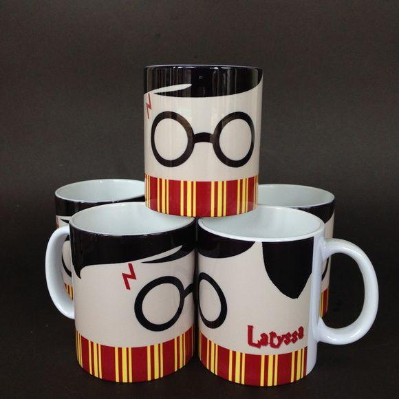 Caneca Personalizada Harry Potter
