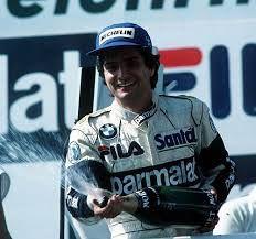 Nelson Piquet  #F1 #World #Champion