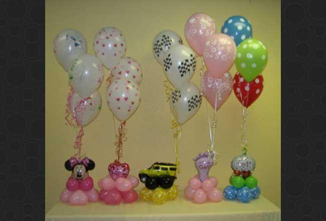 Balloon Bouquet Fort Worth 58