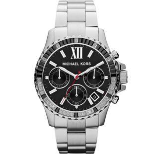 """Michael Kors """"Everest"""" fémszíjas, ezüst színű női óra MK5753"""
