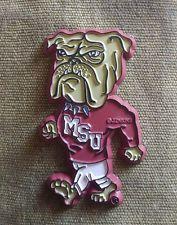 NCAA vintage Mississippi State Bulldogs college fridge rubber magnet
