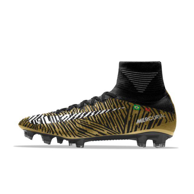 Nike Mercurial Superfly V FG iD Voetbalschoen heren (stevige ondergrond)