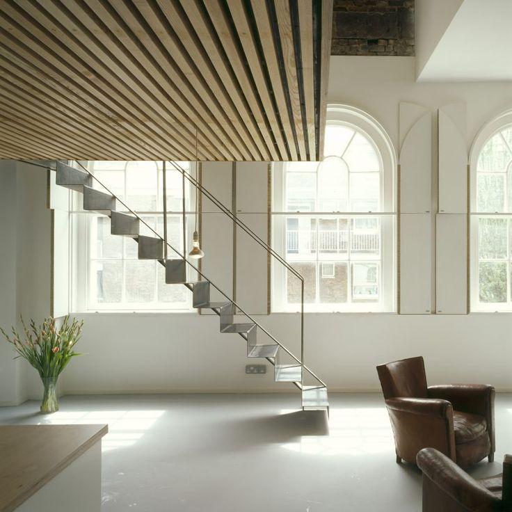 Best Shutters Bavaria Road In London Modern Staircase 400 x 300
