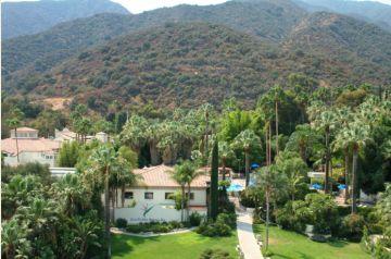 The Glen Ivy Spa.
