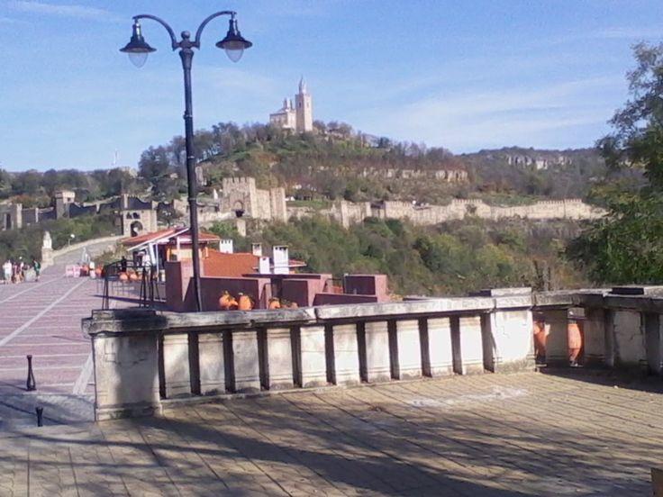 Cetatea din Velico Taenovo