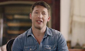 The new National Lottery advert: James Blunt makes us all weep | Television & radio | The Guardian