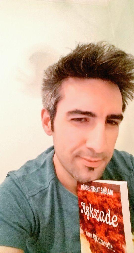My book and me :)  How do we look?  Share for support, please... ;)  #MürselFerhatSağlam #hepokuyanlar #şilepdergi #ajansparadise #edebiyat #kitap #kültürsanat #sözler #güzelsözler #resimlisözler #tumblr #google #şiirsokakta #romantic #aşk #love #like #good #perfect #cool #book #kitap #kitaptavsiye #hikaye #sweet #photo #gif #romance #seniseviyorum #loveyou #follow #popular #blog #bookblogger #edebiyathaber #kitapsözleri #edebisözler #coolman #fashionman #handsome #turkishartist #artist…