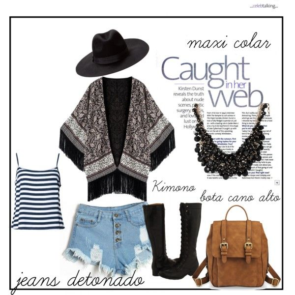 Sem título #190 by anna-carolina-sales on Polyvore featuring moda, Frye and sweet deluxe