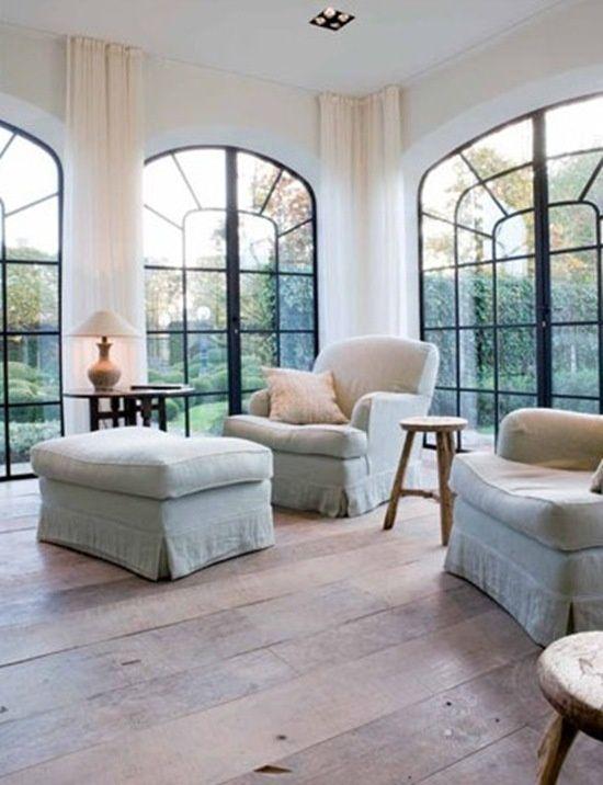 windows + floors