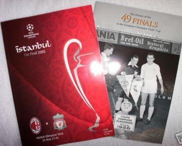 2 005 Финал Лиги чемпионов - Ливерпуль AC MILAN