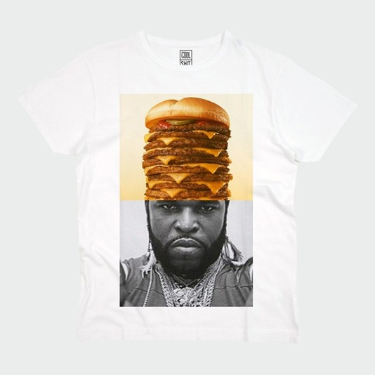 Burger Fool by Hungry Castle | T-Shirts