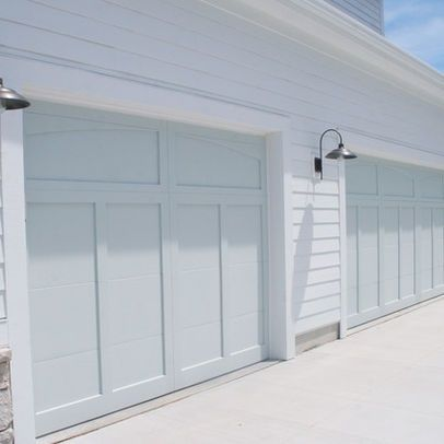 Board And Batten Garage Style Silver Marlin Benjamin Moore