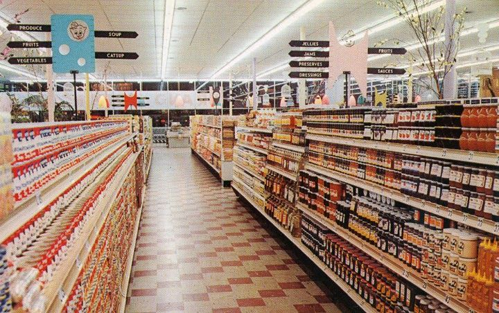 Piggly Wiggly 1950s Retail History Pinterest 1950s