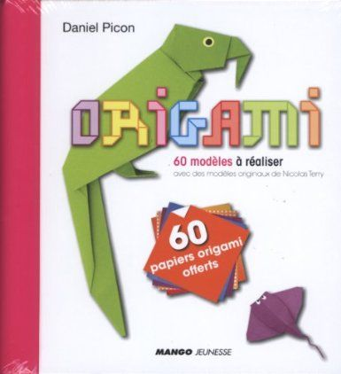 Origami: Amazon.fr: Daniel Picon: Livres