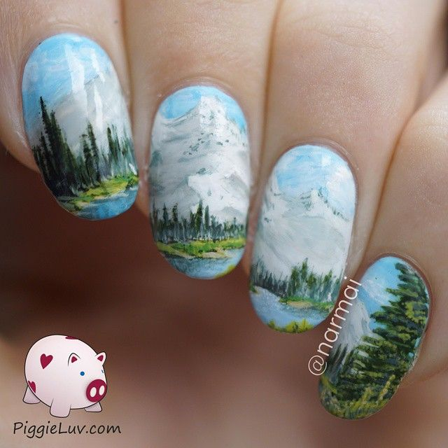 44 best Nails by Piggy love images by Diane Hill on Pinterest ...