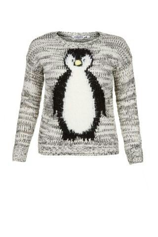Penguin jumper-new look