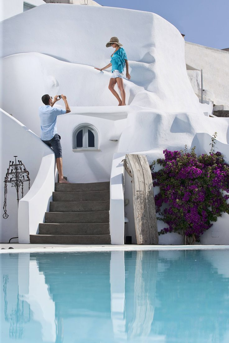 25 Most Luxurious Hotels Worth the Money Santorini Luxury Hotels in Oia - Andronis Luxury Suites
