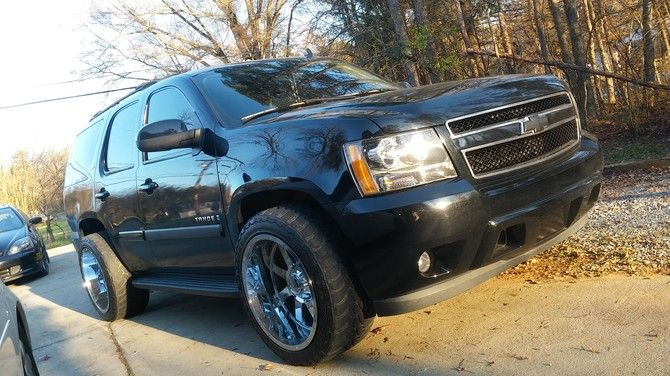 2008 Chevy Silverado Lifted >> 2010 Chevrolet Tahoe LTZ Toyo Open Country M/T 33/12.50R22 (1153) | User Rides 2