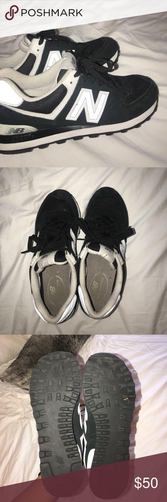Black New Balances SIZE 11- Barely worn New Balance Shoes Athletic Shoes
