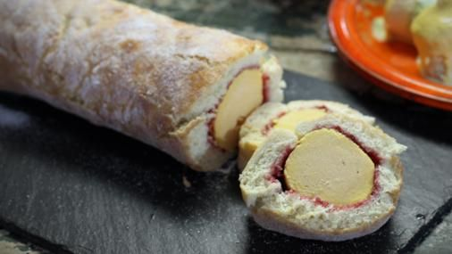 Paul Hollywood's arctic roll.    This wonderfully retro pud dates back to the 1950s and is a really fun way to round off a dinner party. Serve it just as it is or add fresh raspberries or strawberries.