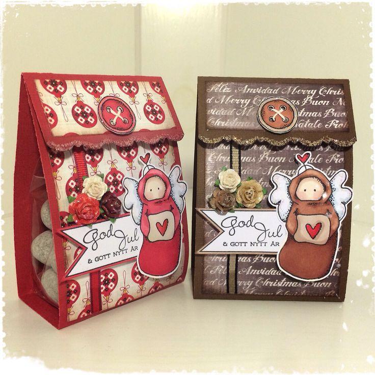 Small christmas-gifts made by DT-Linda S http://blog.pysseldags.com/2014/12/fem-sma-julgavor.html