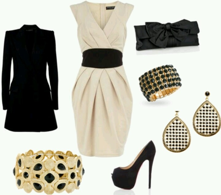17 best images about dinner party outfit on pinterest for Outfit ideas for dinner party