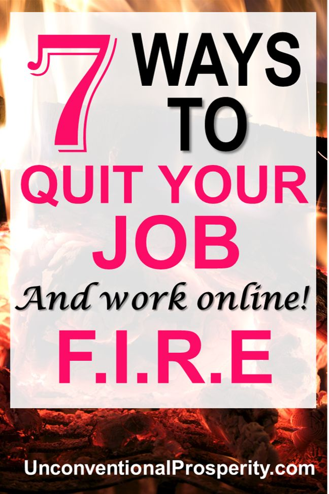 How To Make Money Online And Quit Your Job – Unconventional Prosperity